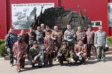 Военно-патриотические игры посвященные Дню Победы